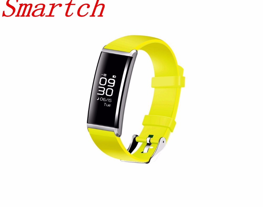 Smartch Smart Watches Blood Pressure Watch Fitness Bracelets X9 Smart Bracelet Pedometer Smartband Pulsometer Smart Band