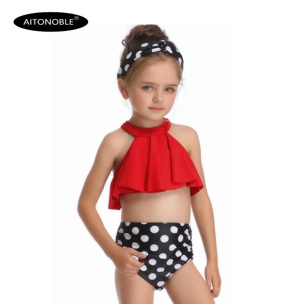 b9ae4a9dfc9 Detail Feedback Questions about 2019 Children Kids Girls Swimwear ...
