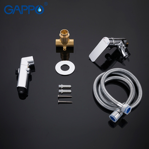 Image 5 - GAPPO Bidets bidet toilet sprayer muslim shower toilet water bidet tap mixer wall mount ducha higienica