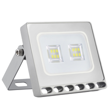 Ultraslim 10W LED Floodlight Outdoor Security Lights 110V 220V Cool White Waterproof IP65