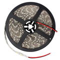DC 12 V IP68 Suave Tiras de LED Flexible Blanco Azul Amarillo Rojo Verde Luz LED 300SMD 5 M Decoración Del Hogar