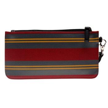 HARRY POTTE Women  Zip  Wallet pu Long Fashion Women Wallets Designer Brand Purse Lady Party Wallet Female DFT-5509