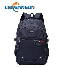 Chuwanglin Laptop Backpack Men s Travel Backpacks Multifunction Rucksack  Nylon Black School Bags For Teenagers lady bags ZDD2181 df057e8644aba
