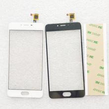 Nouveau 5.0 Pouce Pour Meizu M3s Mini Écran Tactile Pour Meizu M3s Mini Tactile Panneau Écran Tactile Numériseur Smartphone Livraison gratuite