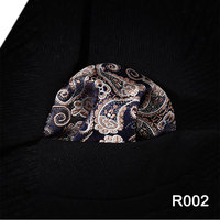 Paisley-Floral-Men-Silk-Satin-Pocket-Square-Hanky-Jacquard-Woven-Classic-Wedding-Party-Handkerchief-RF1-2