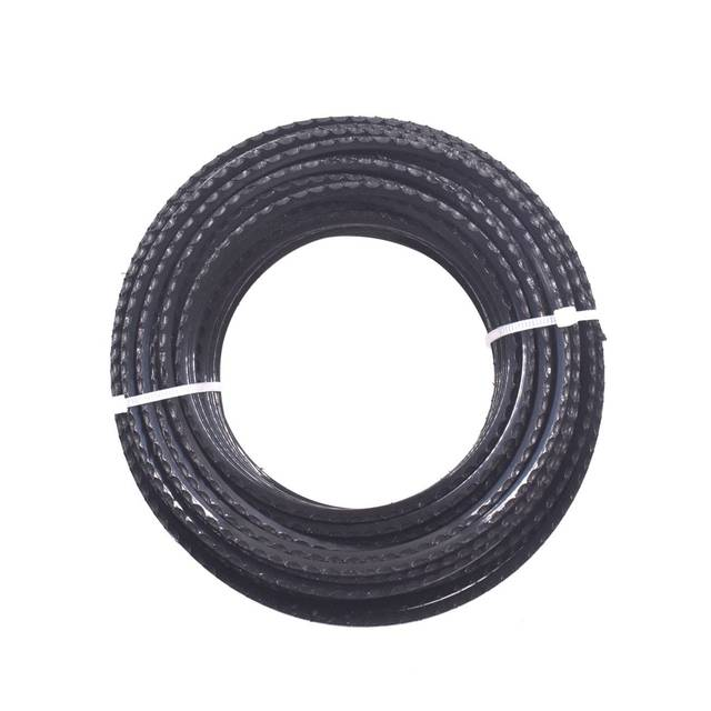 New 132g String Trimmer Line 3 0mm Serrated Fits For Weed Eater