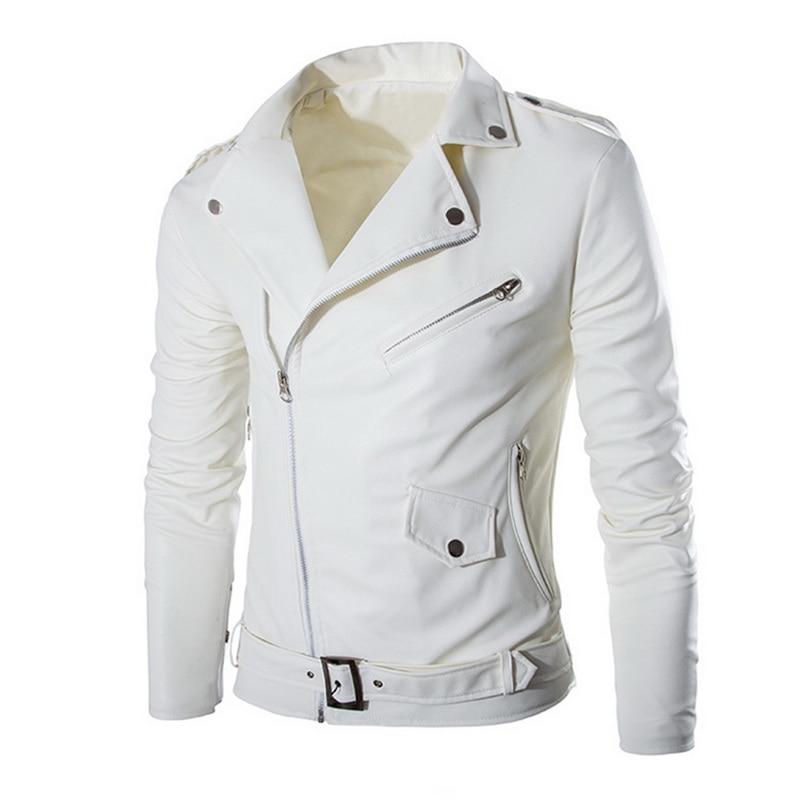 HTB1ziSsaE rK1Rjy0Fcq6zEvVXaC HEFLASHOR  Autumn Men Fashion Motorcycle Leather Jacket slim fit Coats Male Casaco Masculino Casual Zipper Black jacket