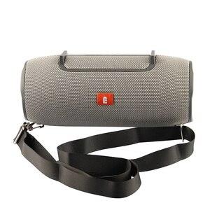 Image 4 - Портативная беспроводная Bluetooth колонка, водонепроницаемая уличная мини колонка, громкий сабвуфер, мощная музыкальная Колонка s, USB, TF, FM