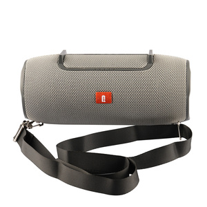 Image 4 - Portatile Senza Fili di Bluetooth Altoparlante Impermeabile Esterna Mini Casella di Colonna Subwoofer Ad Alta Voce Potente Musica Altoparlanti del USB TF di FM