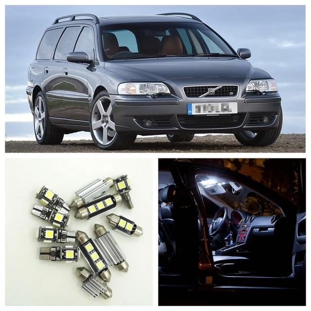 14pcs White Canbus LED Light Car Bulbs Interior Package Kit For 1998 ...