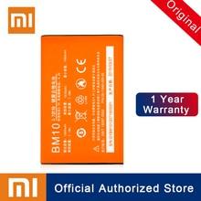 Xiao Mi Original Battery BM10 For Xiaomi M1 M1S 1 1s Mi1 Mi1s 1880mAh High Capacity Rechargeable Phone Replacement Batteria Akku потребительская электроника xiaomi xiaomi mi2 mi2s mi2a mi1s m1