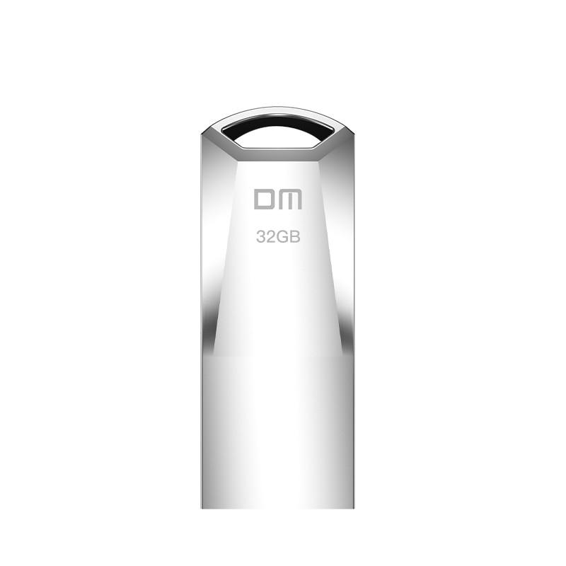 DM PD115 USB Flash Drive 32GB Metal Pendrive High Speed USB Stick 16GB Pen Drive Real Capacity 8GB USB Flash Free Shipping