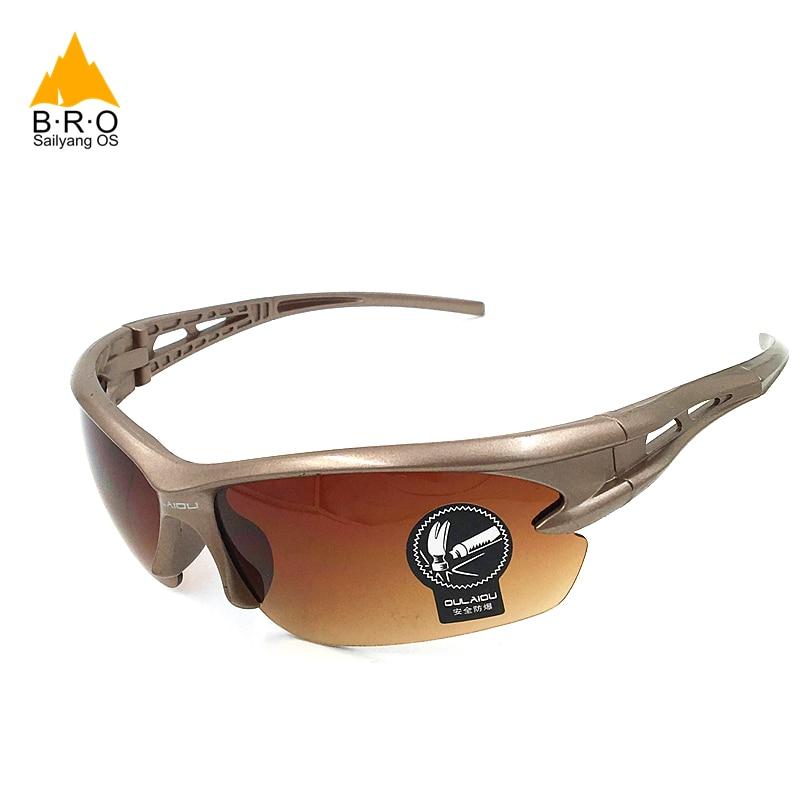 UV400 yclingiklizëm për syze Mens syze dielli shpërthyese Dielli - Çiklizmit - Foto 6