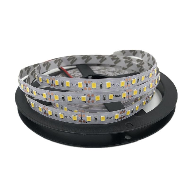 Flexible LED Strip Light 5M 2835 SMD DC 12V 60/120/180/240 Leds/m LED Tape Lamp Brighter Than SMD 3528 LED Ribbon String Light