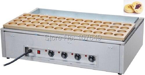 Hot Sale 48pcs Commericial Use 220v Electric Copper Obanyaki Machine hot sale cayler