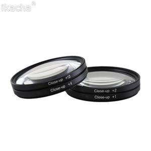 Image 4 - Macro Close Up Lens Filter +1+2+4+10 Filter Kit 49mm 52mm 55mm 58mm 62mm 67mm 72mm 77mm 82mm for Canon Nikon Sony DSLR Camera
