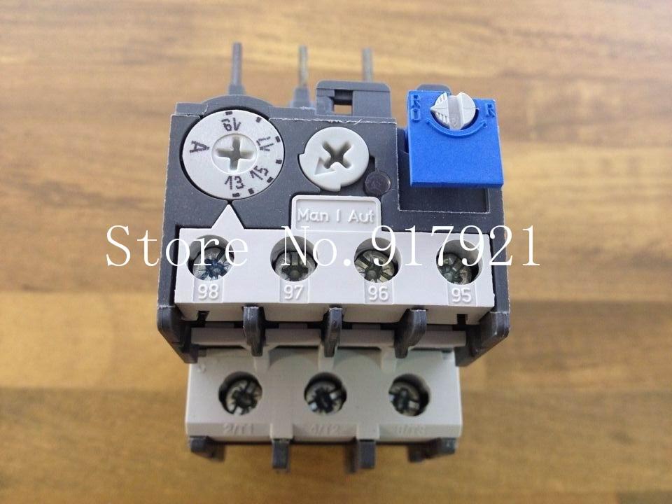 [ZOB] original TA25DU-19 13-19A three-phase thermal relay overload protection  --5pcs/lot saimi skdh145 12 145a 1200v brand new original three phase controlled rectifier bridge module