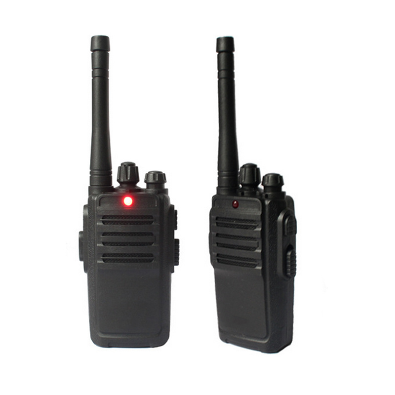 2 Pcs Portable Mini Walkie Talkie Kids Radio Frequency Transceiver Ham Radio Chi