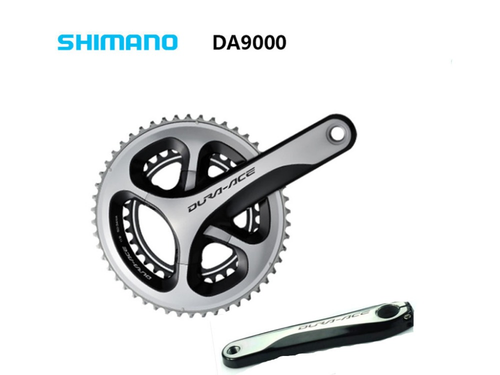 Shimano DURA ACE FC 9000 Crankset Bicycle Components Road Bike Chain Wheel Accessory Parts 11S 22S цена 2017