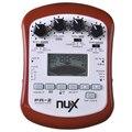 NUX <font><b>PA</b></font>-2 портативный Акустический Гитарный процессор эффектов высокого качества Бесплатная доставка