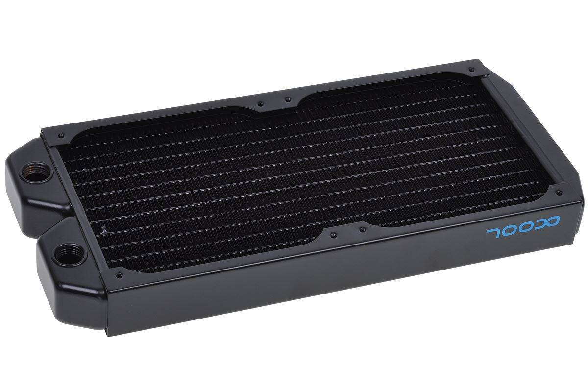 Alphacool NexXxoS ST30 280mm 2x140mm Full Copper Radiator Water Cooling браслеты page 5