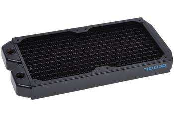 Alphacool NexXxoS ST30 28cm 280mm 2 x 14 cm Full Copper Radiator Water Cooling