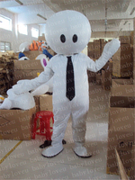 New Ghost Mascot Costume Party Patral Dog Dragon Minion Sports Cat Bird Lion Fancy Dress Business