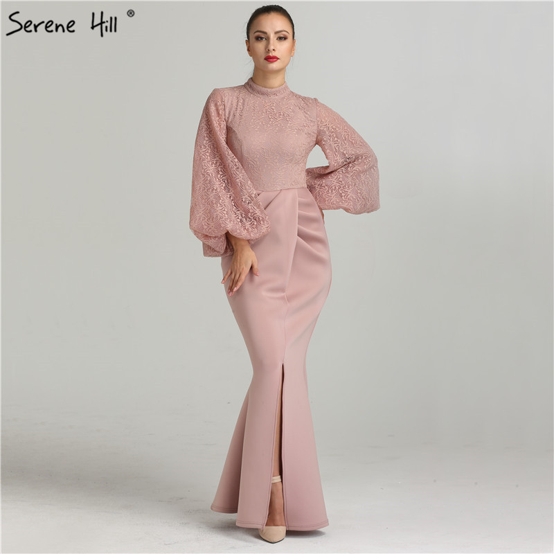 Elegante sexy backless formal Vestidos de Noche Azul Marino gasa ...