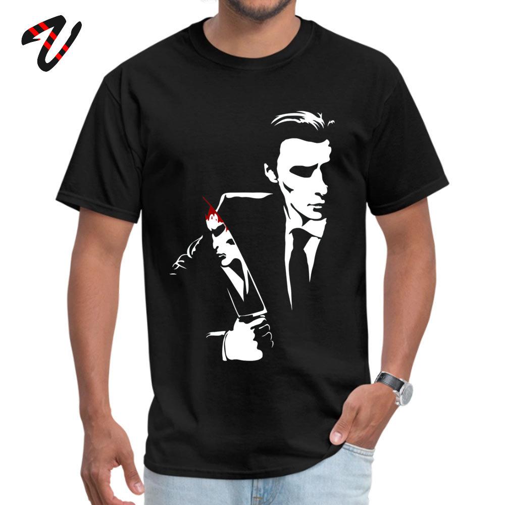 American Psycho T-Shirt Anti-Trump Impeachment Resist Political Mens Tee Shirt
