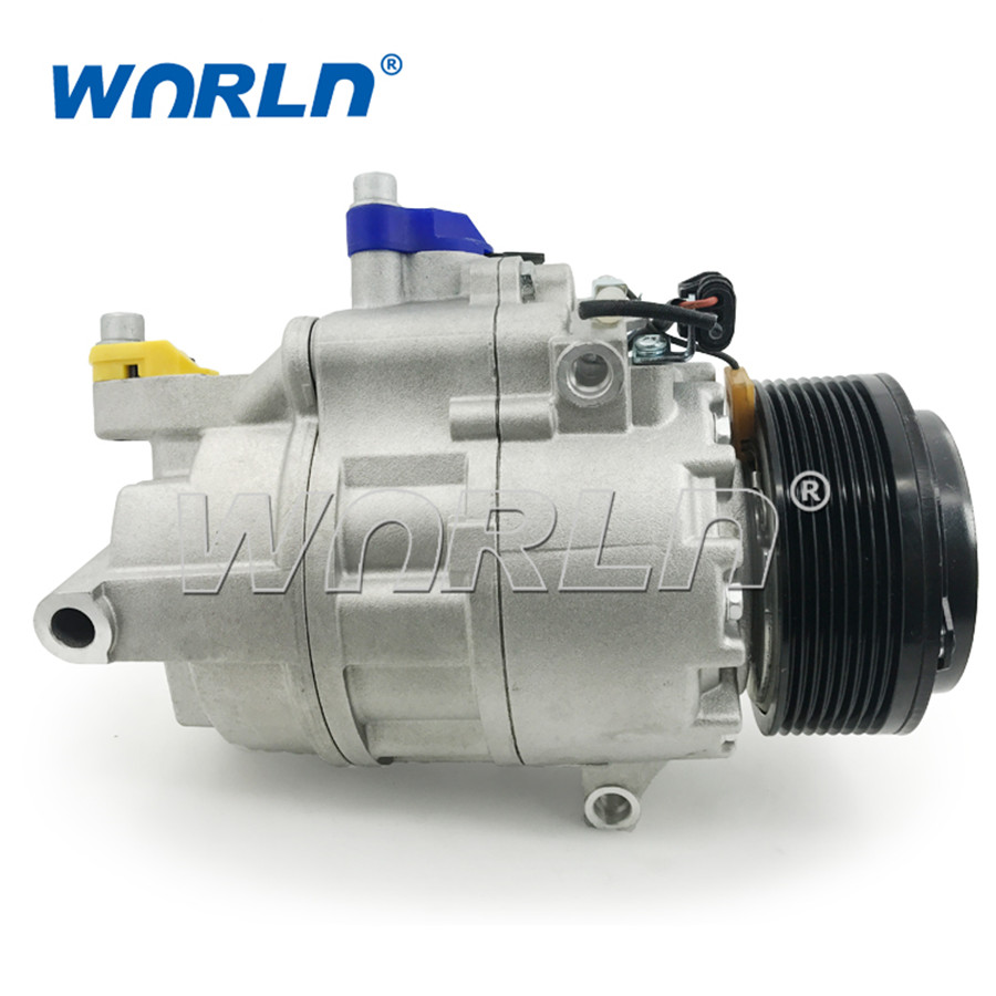 Auto Air Conditioning A C Compressor For Bmw X6 E71 E72 2008 7 2010 F01 Wiring Diagram Ac F02 F03 F04 740 I 30 64529185147 64529195147 In