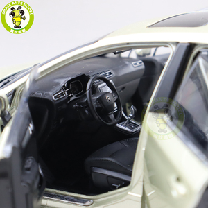 Image 5 - 1/18 C4 C4L Diecast car model Toys Kids Boy Girl GIFTS Gold
