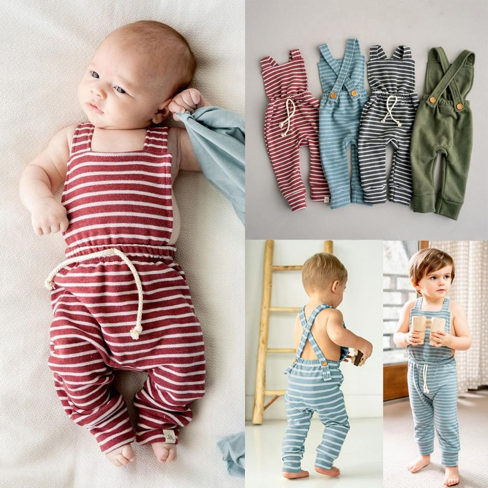 Newborn Baby Clothes Backless Striped Ruffle Romper Overalls Jumpsuit Clothes Baby Girl Clothes Baby Girl Romper Newborn Baby Clothes Backless Striped Ruffle Romper Overalls Jumpsuit Clothes Baby Girl Clothes Baby Girl Romper kid clothes