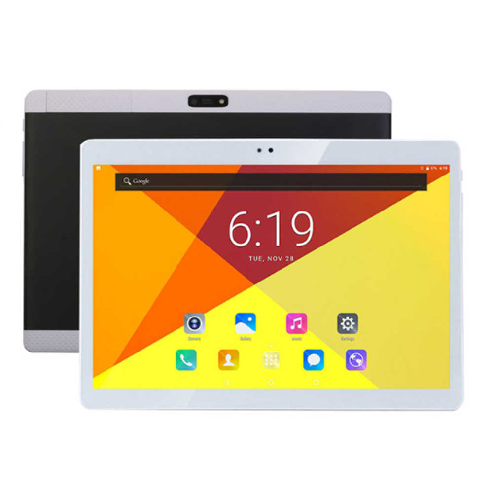 Newest Android 7.0 Tablet PC 10 inch 1280X800 Octa Core 10.1 32GB ROM Wifi Bluetooth 4g ram tablet 10 10.1 Free Shipping