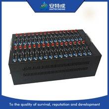 Хорошее качество 2g gsm 32 порт модемного пула sierra sl6087 модуль отправить/получить sms в большом количестве gsm usb модем