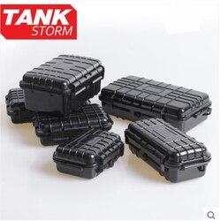 Пластиковая коробка для инструментов, защитная коробка, портативная защитная коробка для дома, многофункциональная маленькая защитная кор...