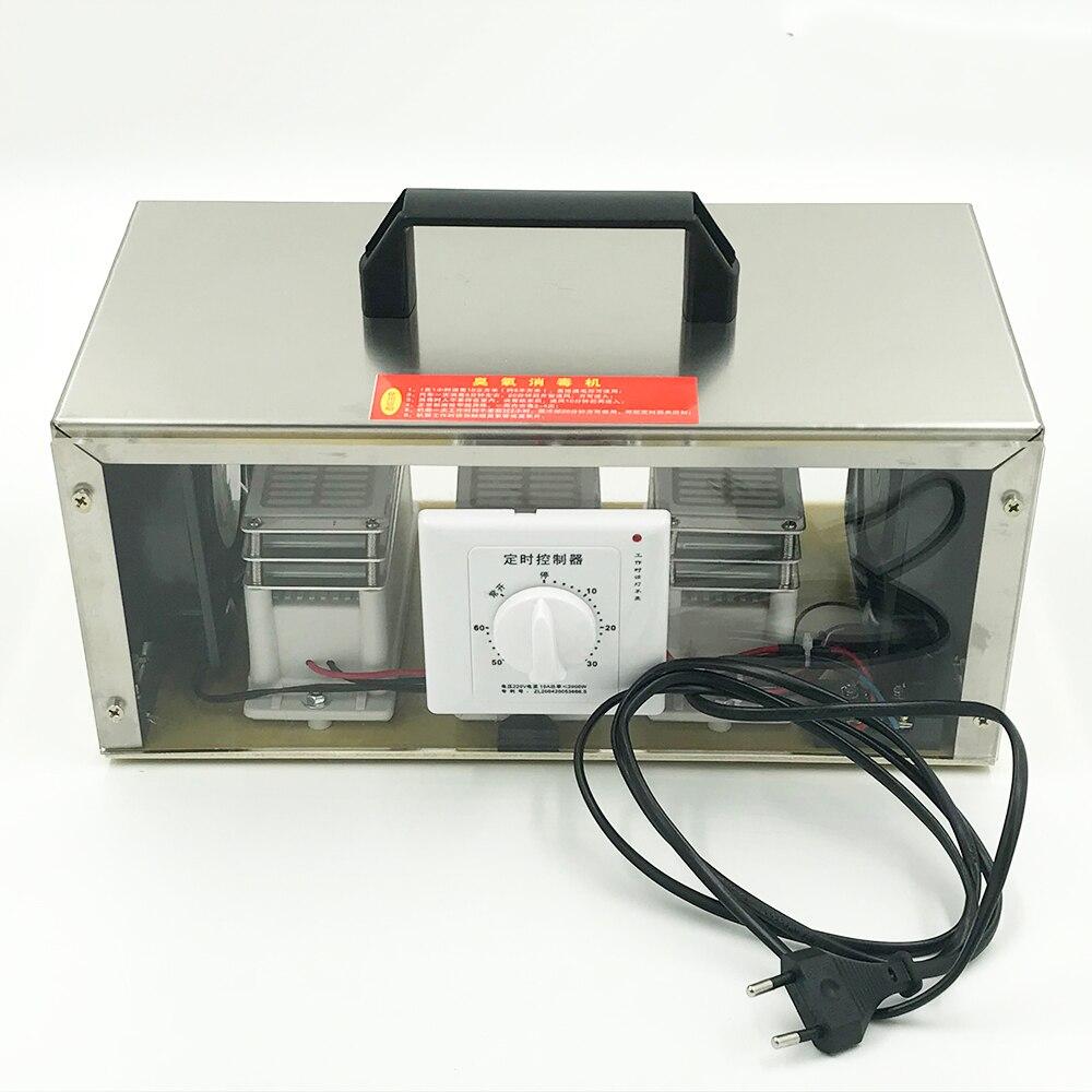 Purificateur d'air de machine d'ozonateur de générateur d'ozone de 50g 220V-in Purificateurs d'air from Appareils ménagers    1