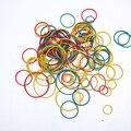 Высококачественная цветная эластичная резинка 13-38 мм для школы офиса дома промышленного производства Резиновая лента канцелярская упаков...