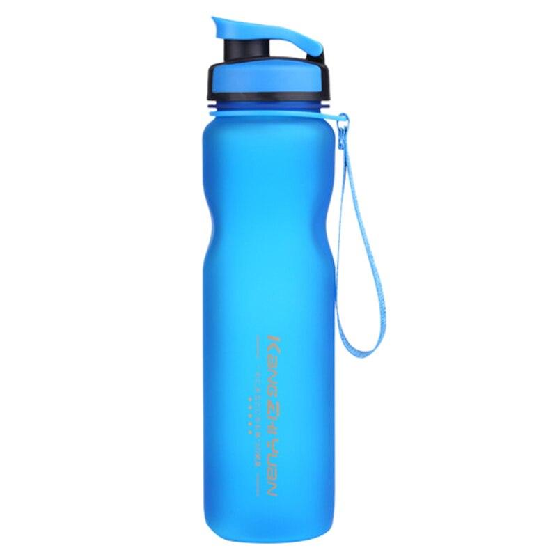 UESH-KANGZHIYUAN 1000 ML Deporte Botella de Agua de Agua Potable Para Botellas d