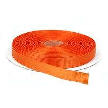 Zerzeemooy 100 Двор/rolls 1/4 «3/8» 5/8 «3/4» 1 «6 мм 10 мм 15 мм 20 мм 25 мм 100% полиэстер Оранжевый корсажная лента кружева