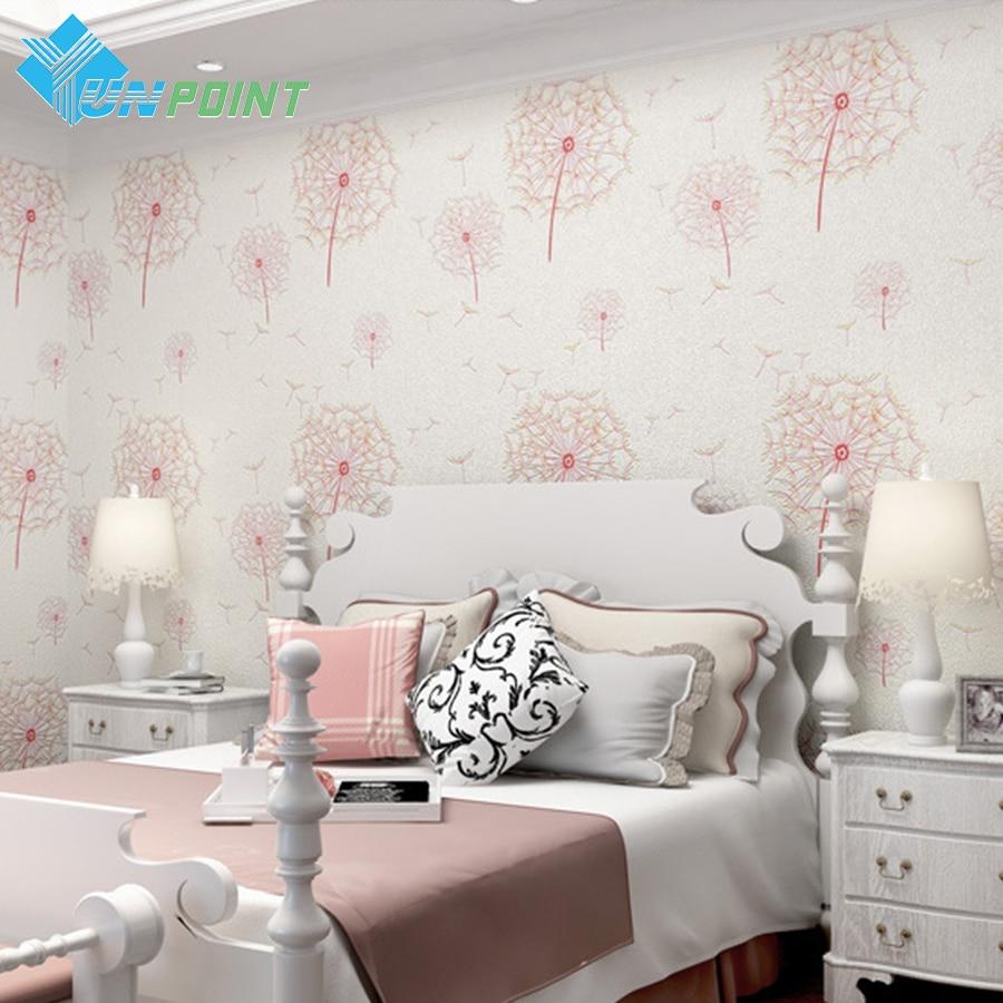 Achetez en gros rose troupeau papier peint en ligne à des ...