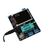 Assembled SCM ATMEAG328P TFT Display M328 Transistor Tester LCR Diode Capacitance ESR Meter PWM Square Wave