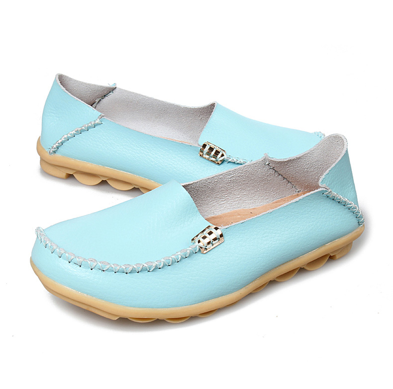 AH912 (46) women's loafers shoe
