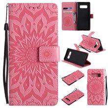 MuTouNiao Pink Leather Flip Case Cover For Samsung Galaxy Note 3 4 5 8 9 A3 A5 A6 A7 A8 Plus 2016 2017 2018 S4 S5 Mini I9190