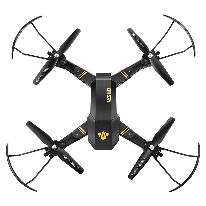 XS809W folding drone (4)