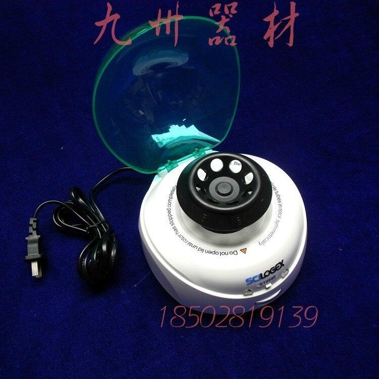 SCILOGEX D1008E centrífuga Mini palm centrífuga 5000 rpm de laboratorio centrífuga-in Centrifugadora de laboratorio from Suministros de oficina y escuela    3