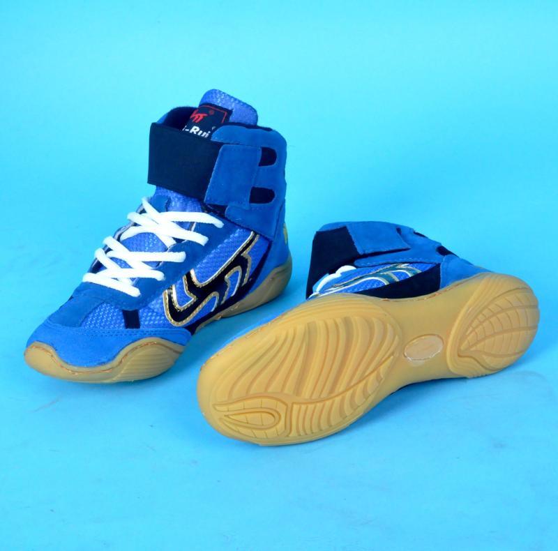Authentic wrestling sapatos para homens sapatos de