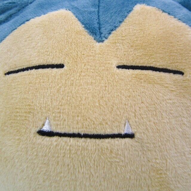 28cm Cute Cartoon Plush Doll Toy Pokemon Go Pikachu Throw Pillow Plush Toy Doll Home Decor Kids Gift 5