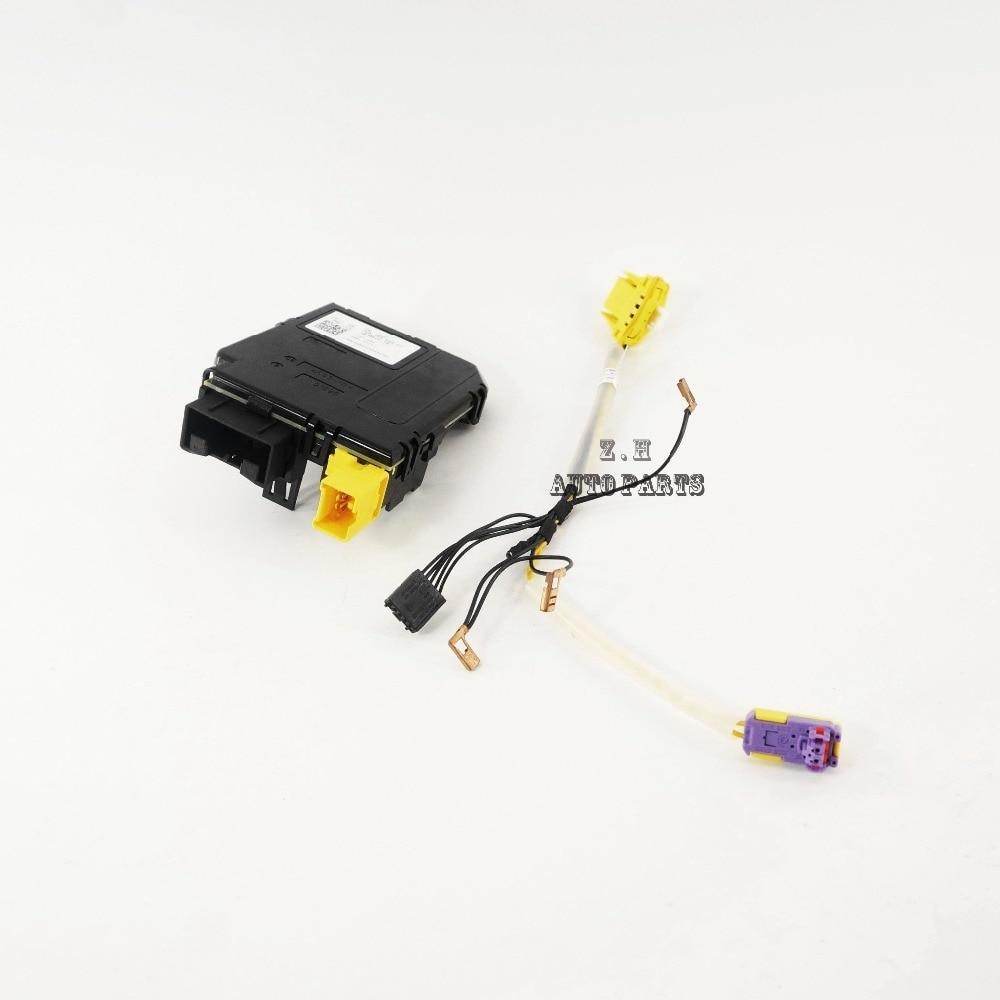 Фото OEM MF Steering Wheel Module & Harness Kit 1K0 953 549 CH 5K0 971 584 C A Fit VW Jetta Golf GTI NEW