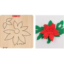 Folding flower  cutting dies 2019 new die cut &wooden Suitable for common machines on the market