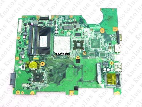 577064-001 for HP G61 Compaq Presario CQ61 laptop motherboard DA00P8MB6D1 AMD DDR2 Free Shipping 100% test ok brand new for hp compaq presario v3000 palmrest top case 417097 001 silver free shipping